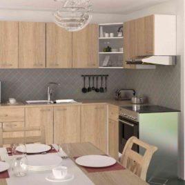 Sektorová kuchyně POLAR II